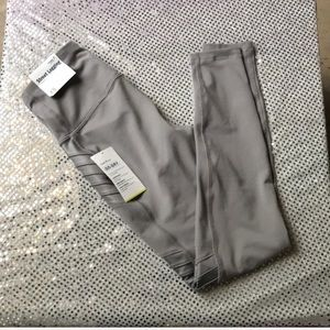 Old Navy High Rise Go-dry Street Leggings